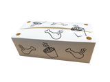 Dinner Hot Food Cartons / Takeaway Boxes (Small bundle 25 per sleeve)