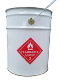 20L Empty Oil Can For Collection Or Waste Oil