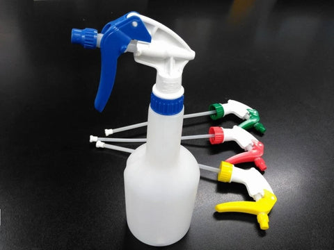 750ml Bottle with Spray Trigger