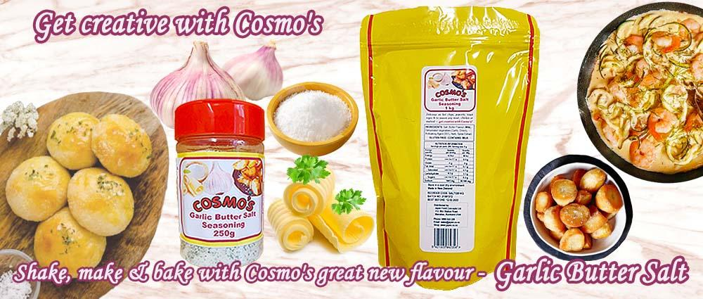 Cosmo's Gluten Free Coating 1kg