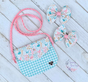 Bunnies and Chicks Purse combo