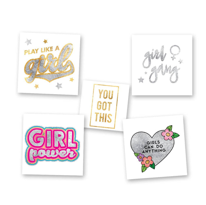 Good to be a Girl Variety Set - Temporary Tattoo