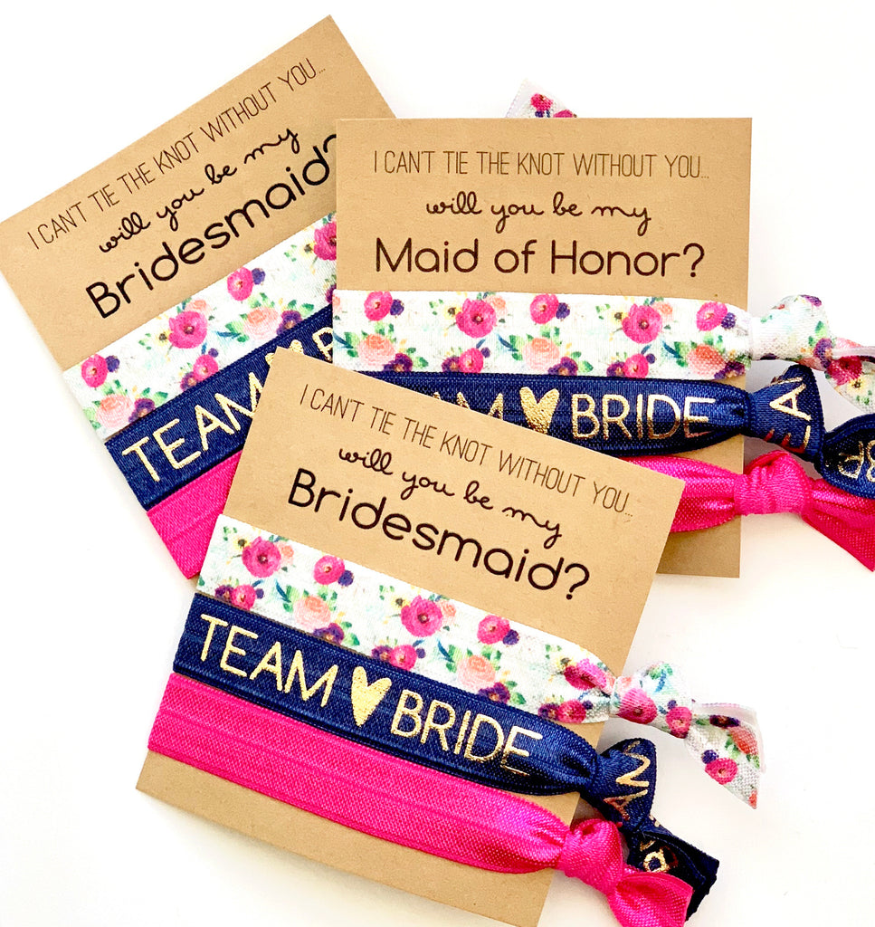 Will you be my Bridesmaid | Bridesmaid Proposal