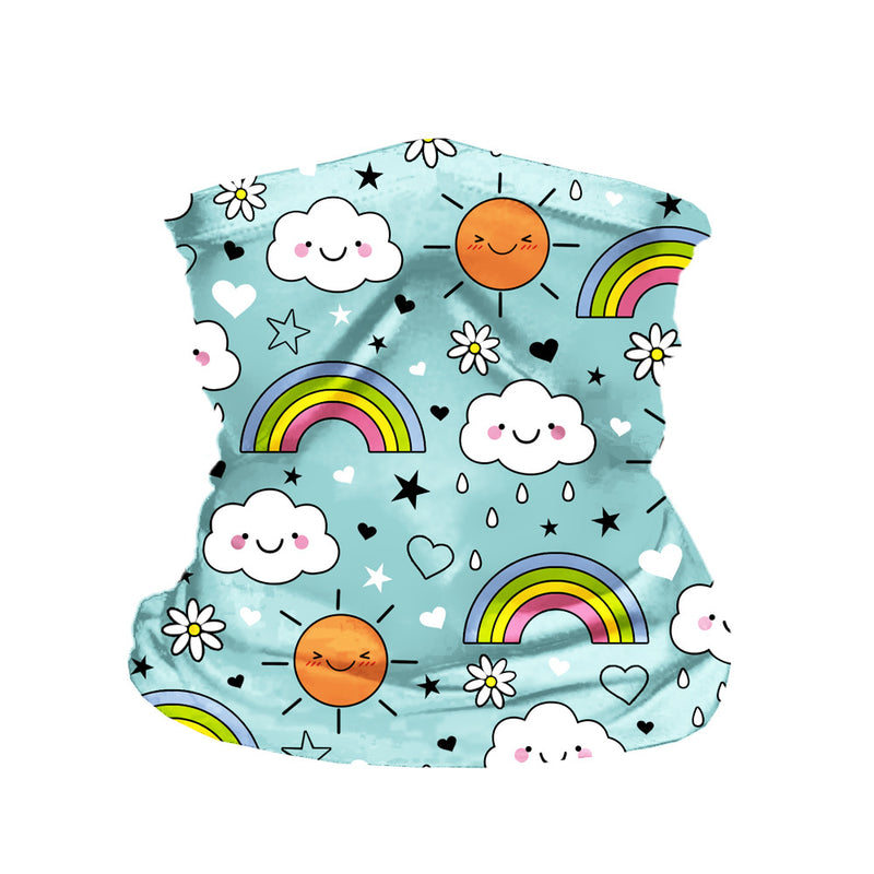 Rainbow Kids Head Tube - Moncaii
