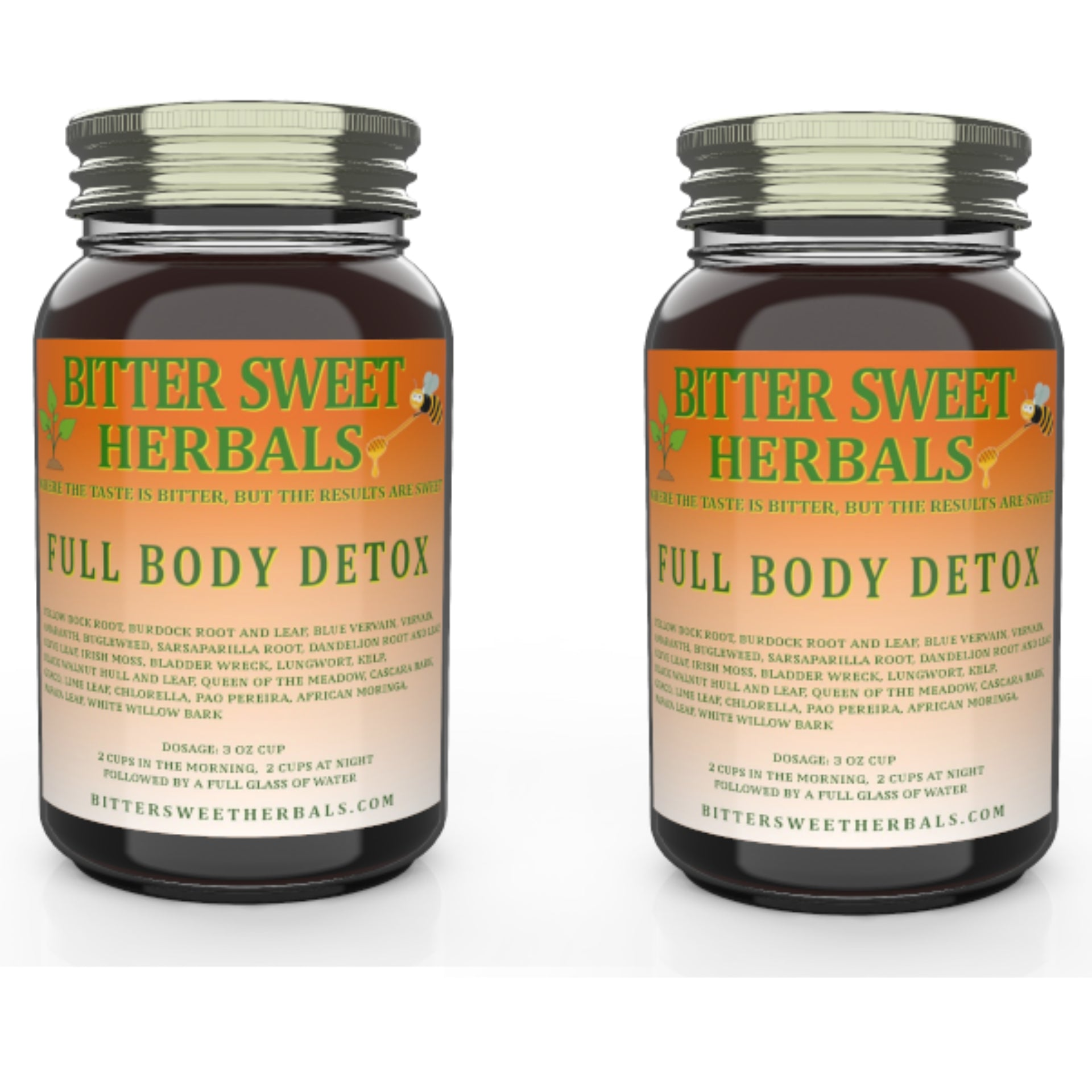 Half Gallon Full Body Detox