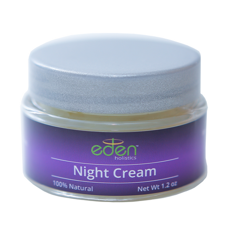 1.2oz - 500mg Night Cream - THC Free