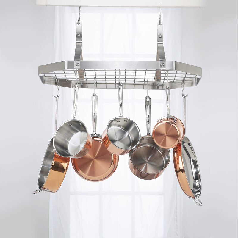 Luxe Rack - Luxury Kitchen Hanging Rack