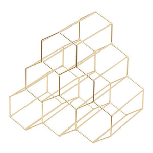 Hex Holder - Geometric Storage Rack