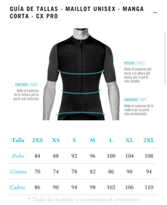 Maillot Sabana By Cycling Planet, CXpro Gobik