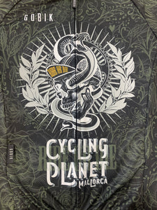 Maillot largo cycling planet