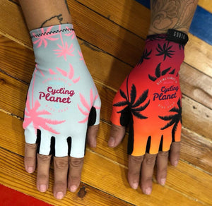 GUANTES PNK PALM BY GOBIK