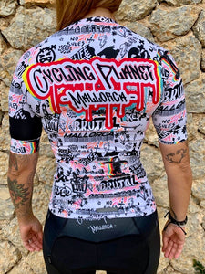 MAILLOT FUNKY BY CYCLINGPLANET.
