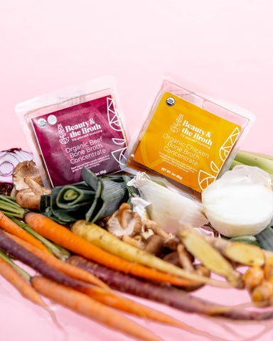 Beauty & the Broth Bone Broth Concentrate