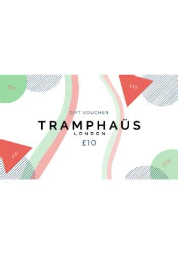 £10 TRAMPHAÜS E-Gift Card - TRAMPHAÜS LONDON