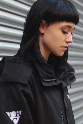 VOGUE MOUNTAIN COAT-BLACK