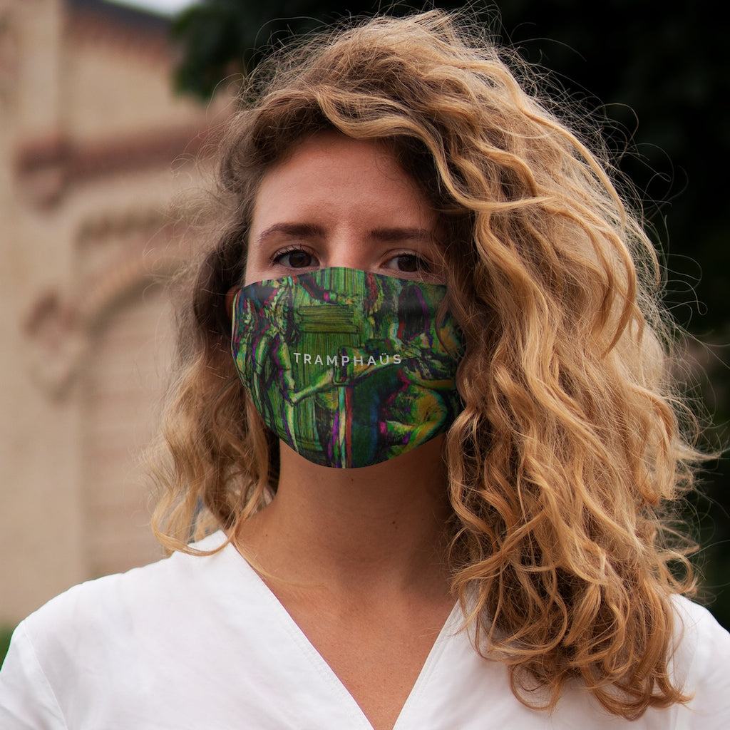 COUP DÉTAT Fabric Face Mask