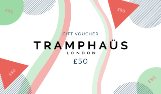£50 TRAMPHAÜS E-Gift Card - TRAMPHAÜS LONDON