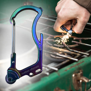 *Firebiner Multitool Carabiner