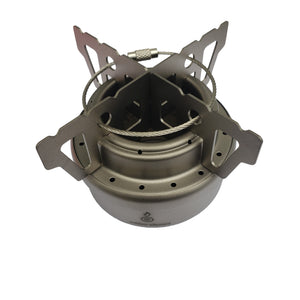 Titanium Spirit Burner Alcohol Stove
