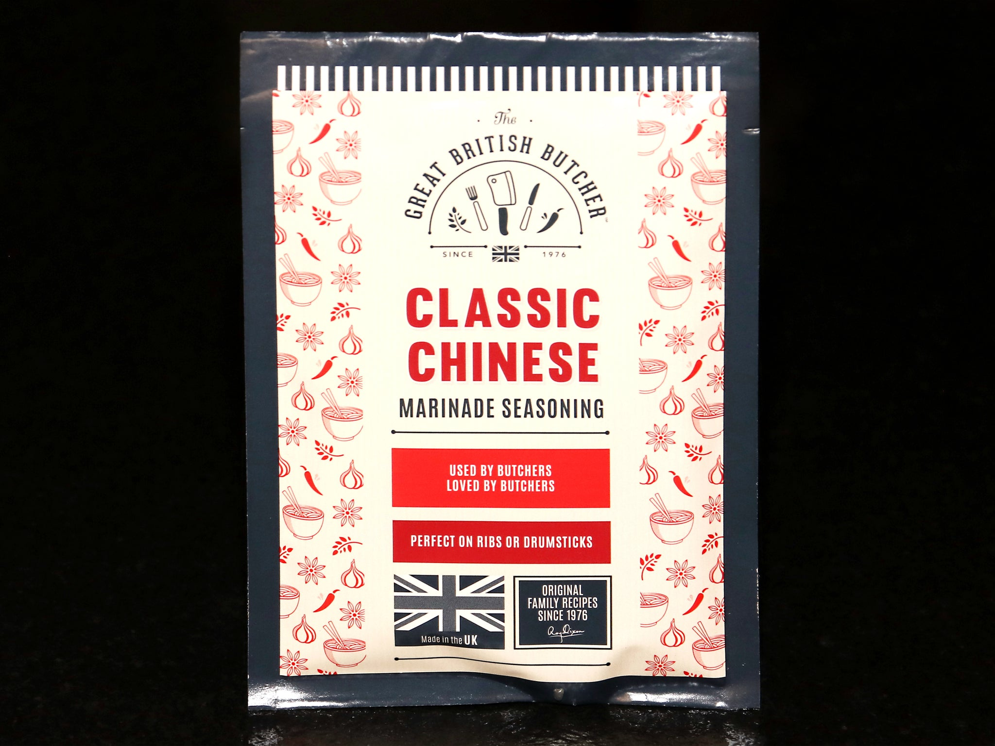The Great British Butcher Chinese Marinade