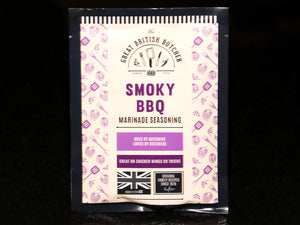 The great British Butcher Smokey BBQ Marinade