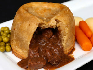 The Great British Suet Pudding