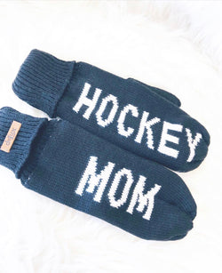 Hockey Mom Mitts
