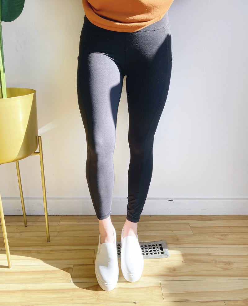 Blayze High Waisted Pocket Leggings