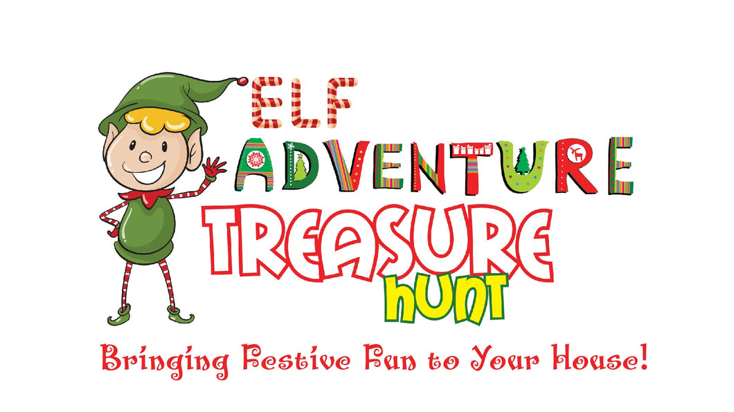 Elf Adventure & Treasure Hunt LIVE online