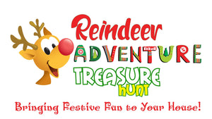 Reindeer Adventure & Treasure Hunt LIVE online