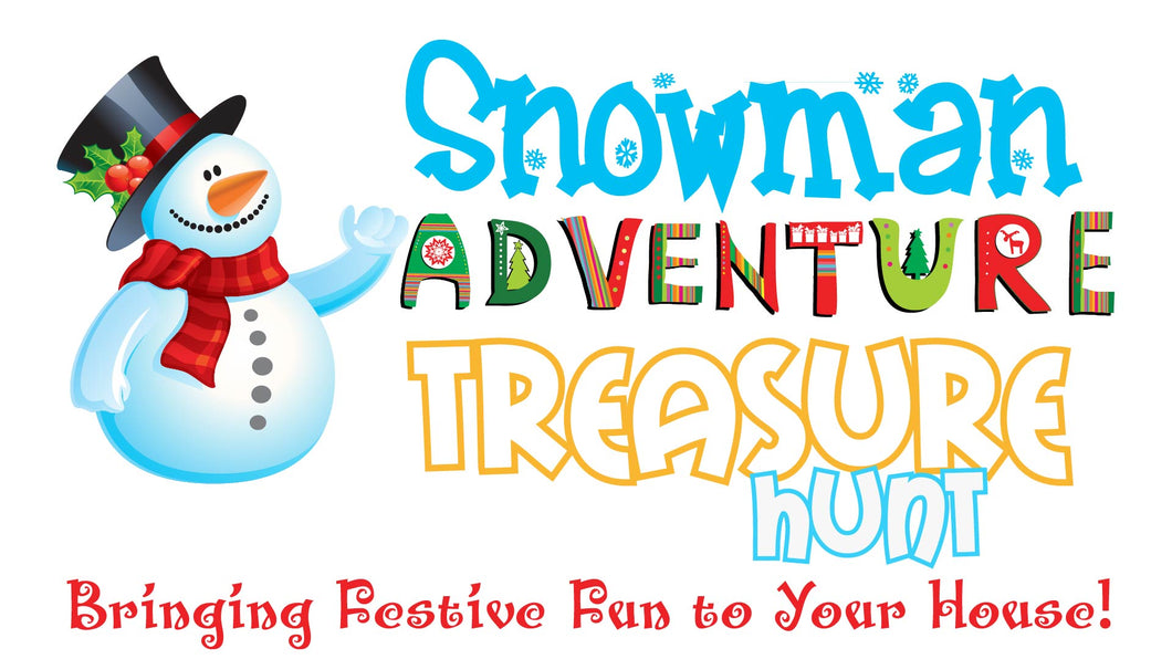 Snowman Adventure & Treasure Hunt LIVE online