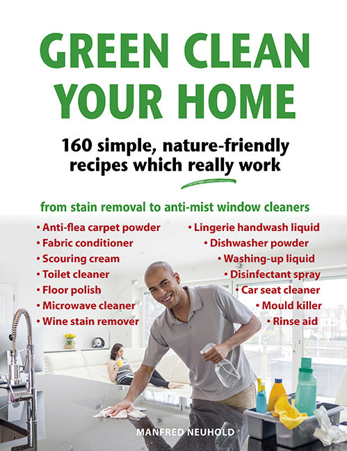 Green Clean Your Home - review by Green Spirit Magazine