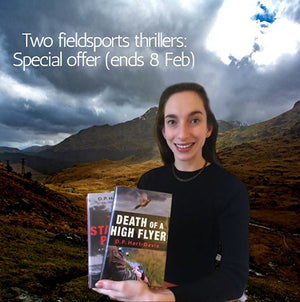 Two Scottish fieldsport thrillers