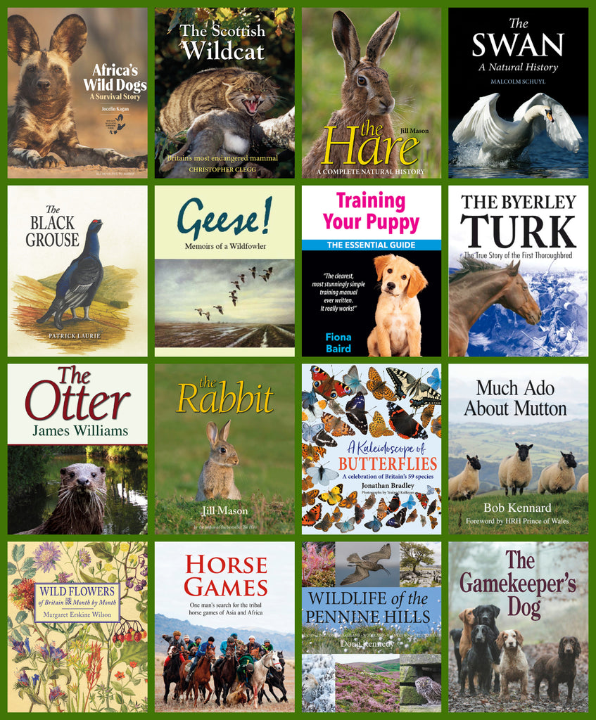 Wildlife & Natural History Books