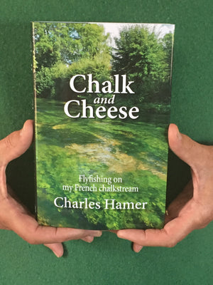 New book: Chalk & Cheese