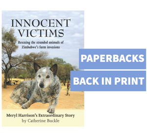 Innocent Victims is back in print in paperback