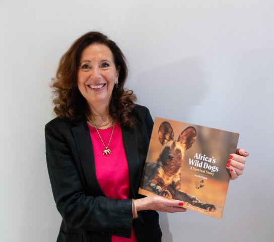 New book - Africa's Wild Dogs - available now!