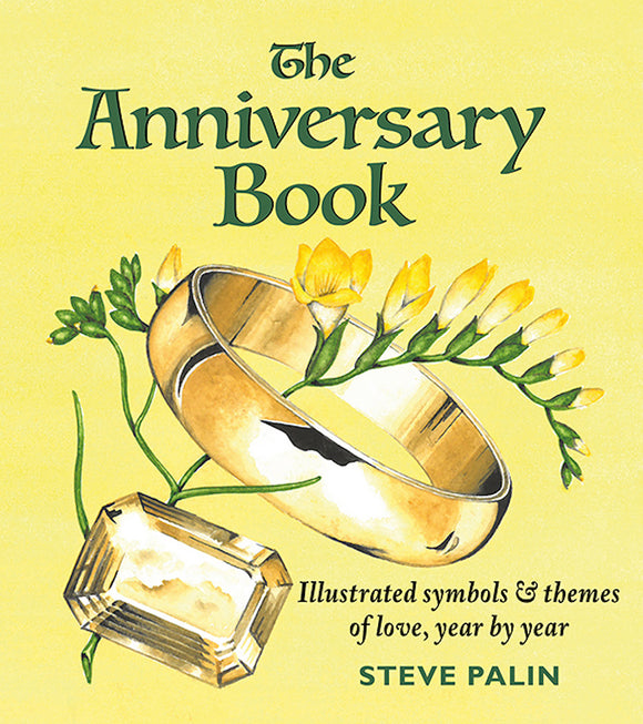 A Valentine's Day gift to treasure - The Anniversary Book