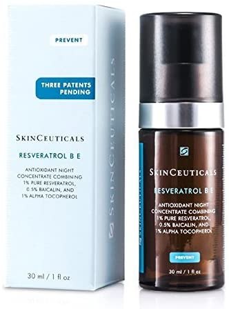 SkinCeuticals Resveratrol B E Antioxidant Night Concentrate 30 ml / 1.0 fl oz