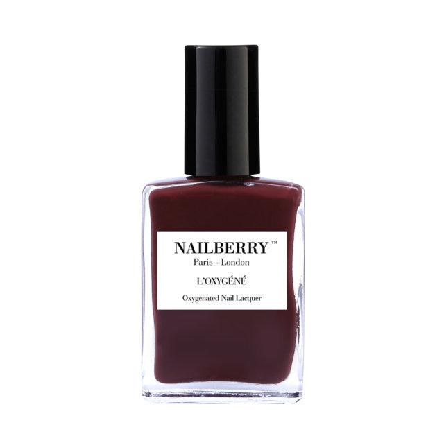 L'Oxygéné Nailpolish  Dial M for Maroon