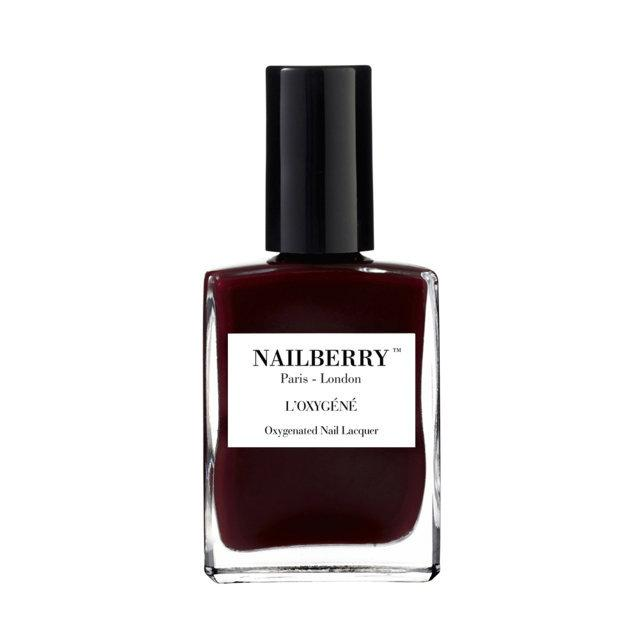 L'Oxygéné Nailpolish Noirberry