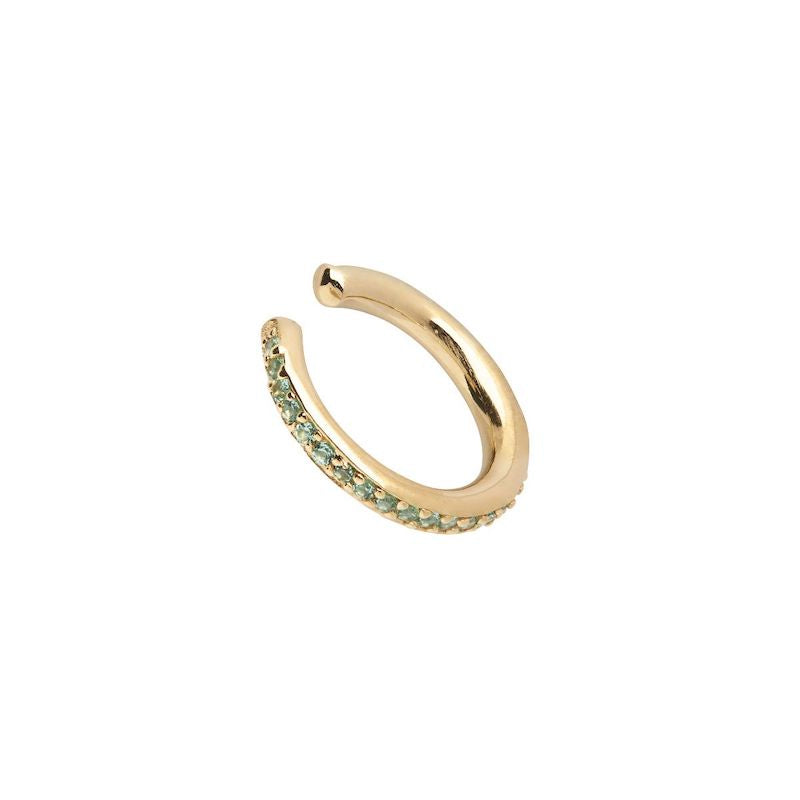 Colore Ear Cuff Mint Gold