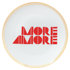 Plate More Amore