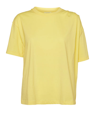 London Tee light yellow