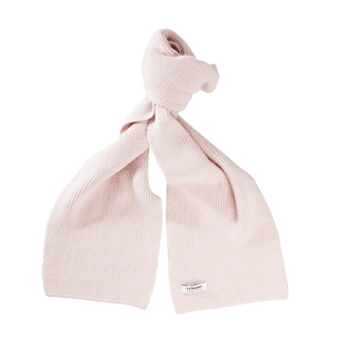 Scarf misty rose