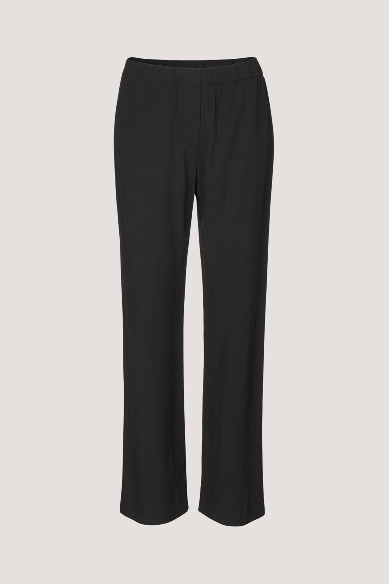Hoys straight leg Pants black