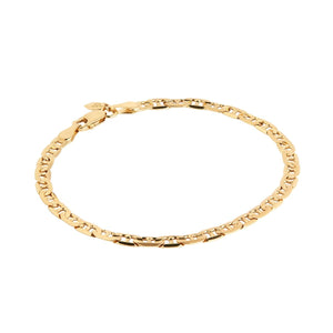 Carlo Bracelet Small Gold