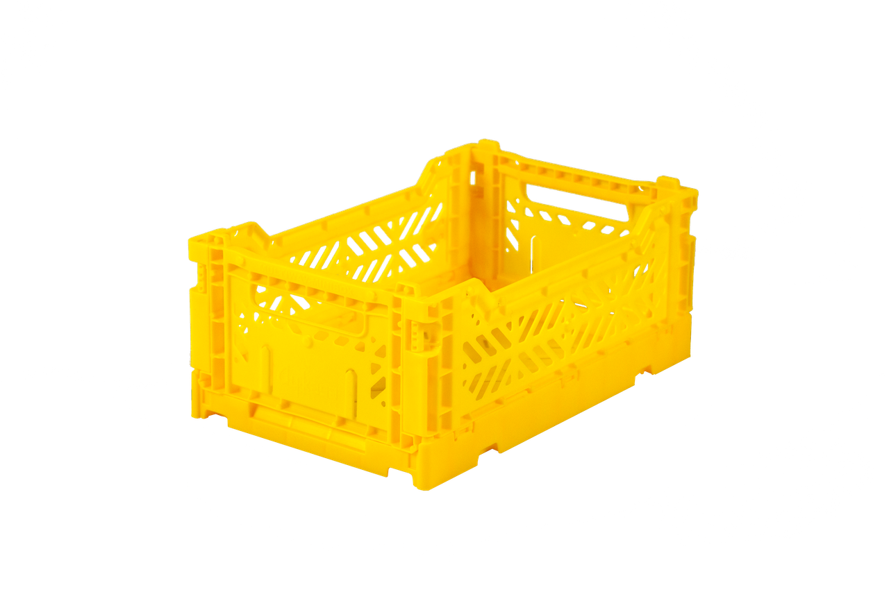 Box mini yellow