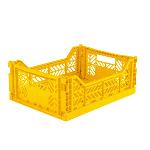Box midi yellow