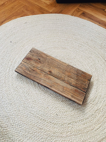 Rustic Wooden Board